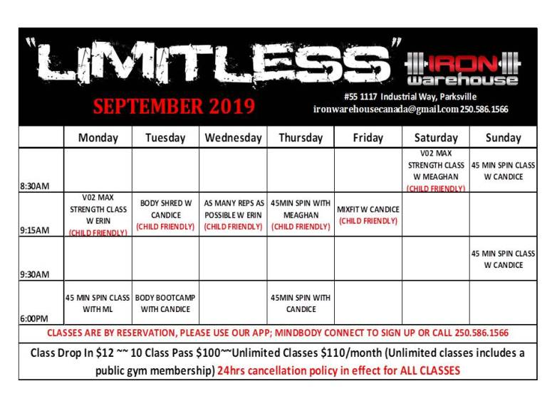 Sept Limitless