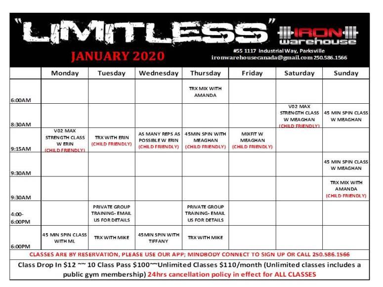 Janary Limitless